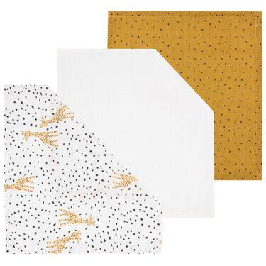 Prénatal hydrofiele monddoekjes giraffe -