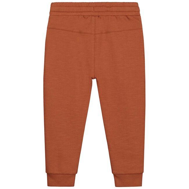 Prénatal baby jongens broek - Orange Brown