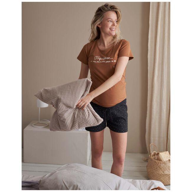 Prénatal zwangerschapspyjama short -