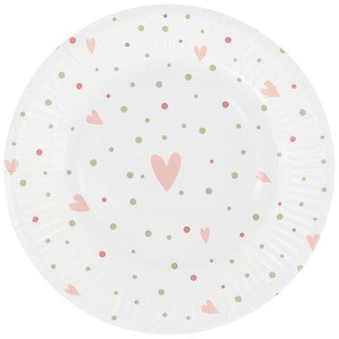 Prénatal bordjes roze -