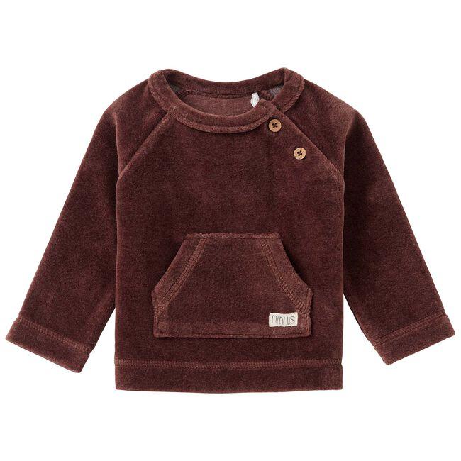 Noppies unisex sweater - Plum