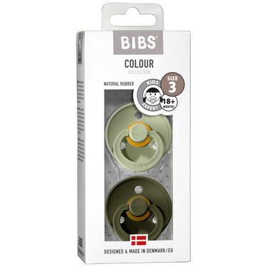 Bibs fopspeentje Size 3 - Sage/ Hunter Green
