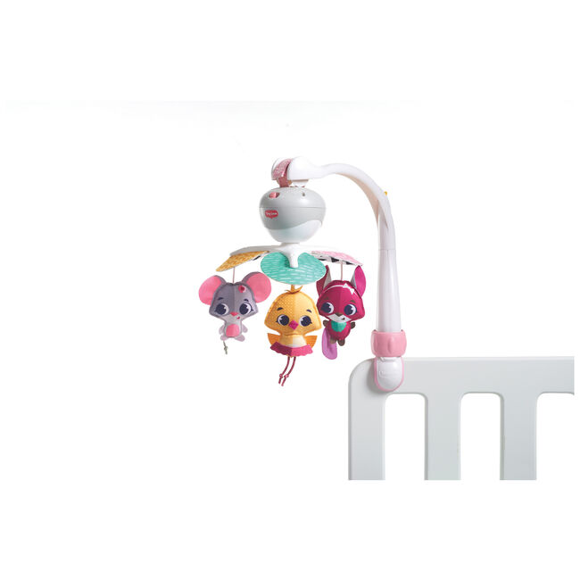 Tiny Love take along mobile Princess Tales - Pink