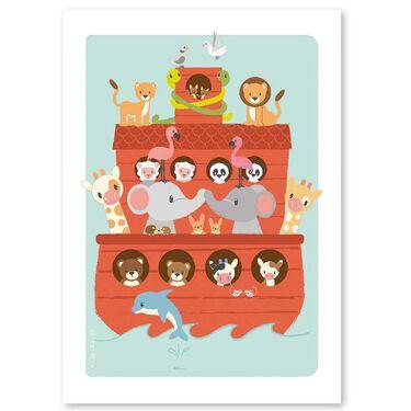 Studio Circus kaartje Arc van Noach -