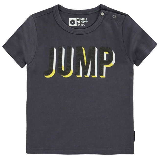 Tumble 'N Dry peuter jongens t-shirt - Darkgrey