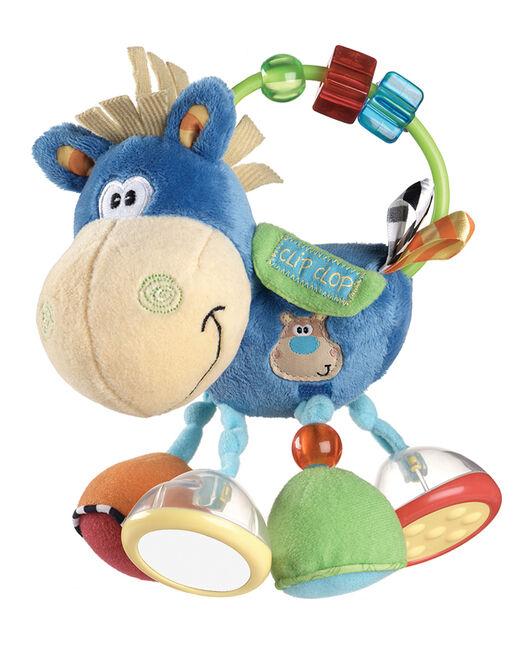 Playgro Activity Rattle Clip Clop rammelaar - Blue