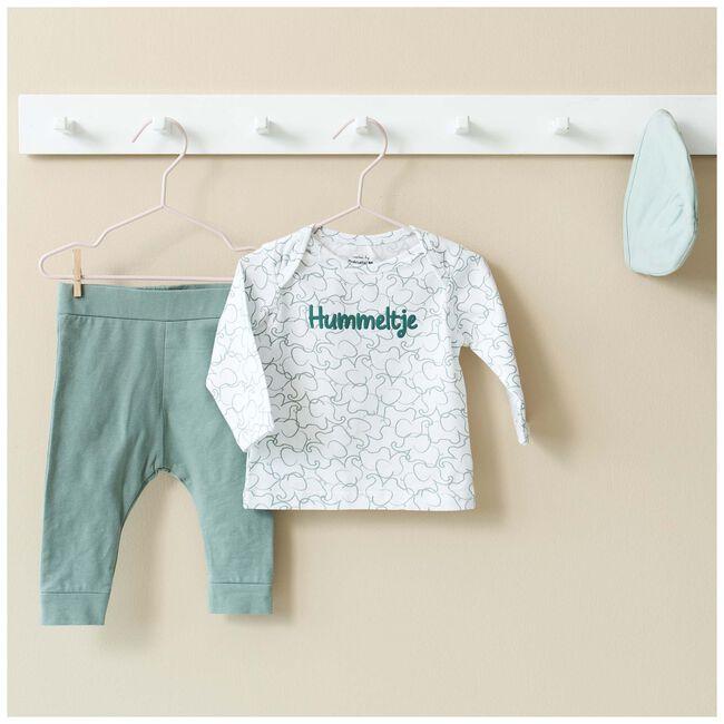 Prenatal newborn unisex shirtje - White