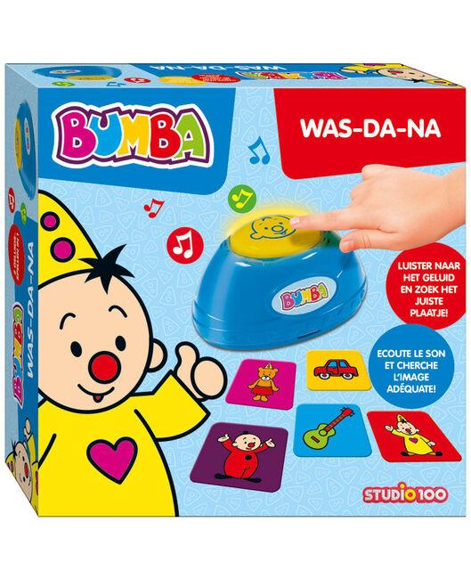 Bumba geluidenspel Was-da-na - Multi