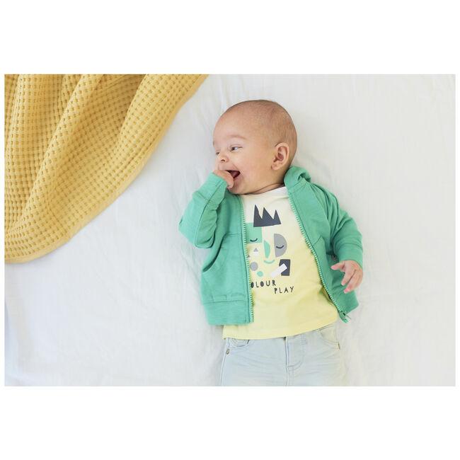 Prenatal baby jongens t-shirt - White