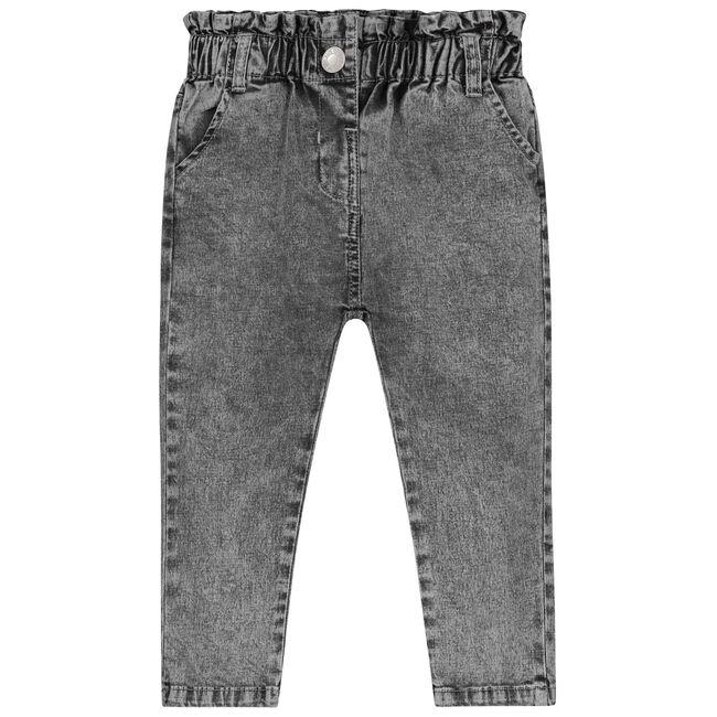 Prénatal peuter meisjes jeans - Mid Grey Denim