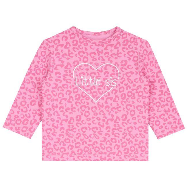 Prénatal baby meisjes T-shirt - Fuchsia Red