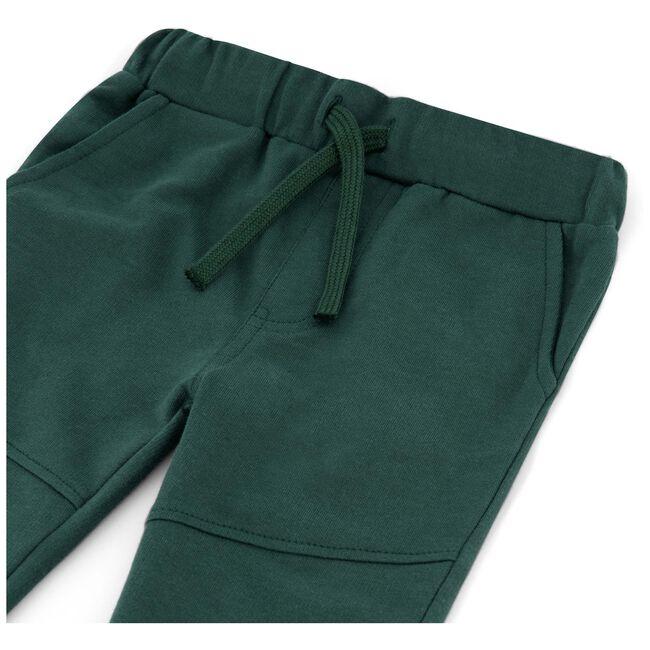 Prénatal peuter jongens broek - Seagreen