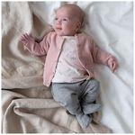 Prenatal newborn meisjes vestje - Pink Shade