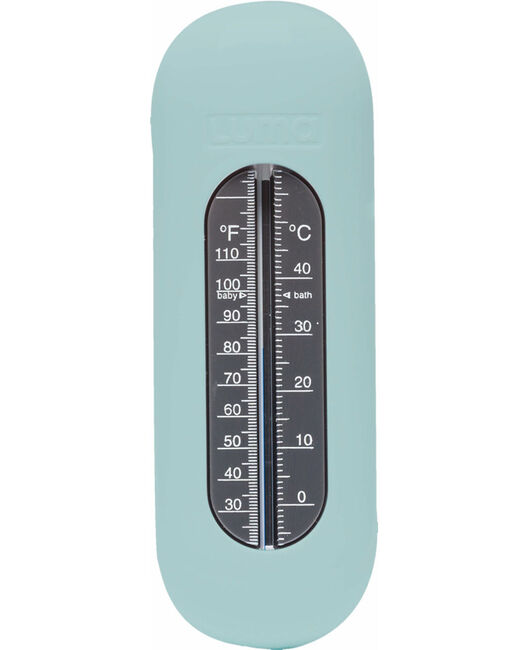 Luma badthermometer - Green Grey