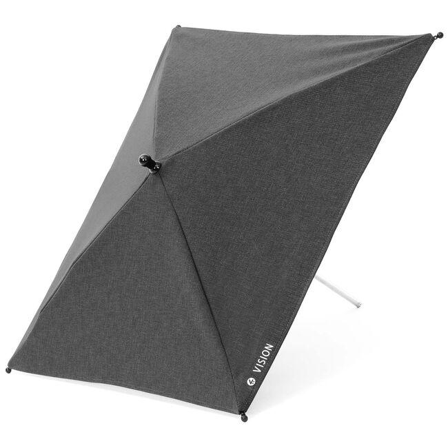 Mutsy Icon Vision parasol - Smokey Grey