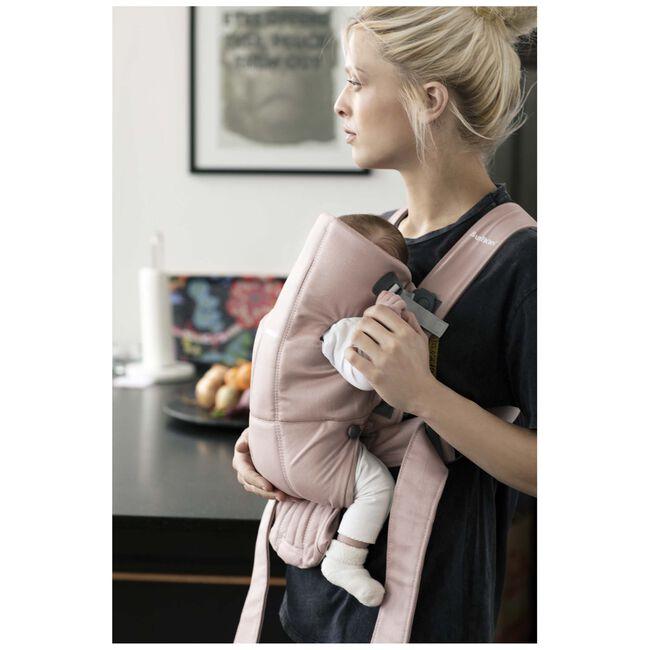 BabyBjörn draagzak mini - Pink