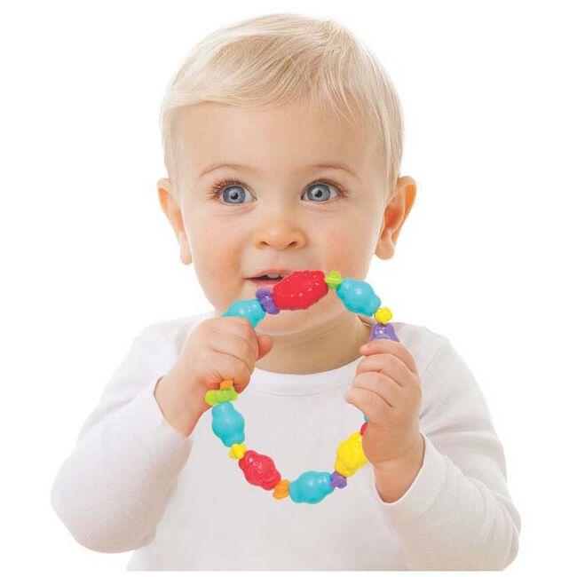 Playgro Safari teething ring - Multi