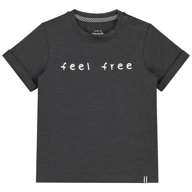 Prénatal peuter jongens t-shirt - Stonegrey