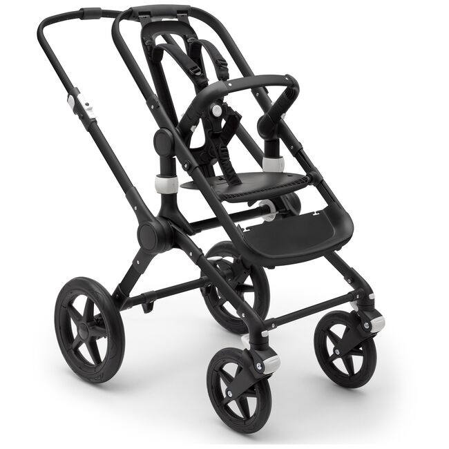 Bugaboo Fox frame+ (2019) - Black