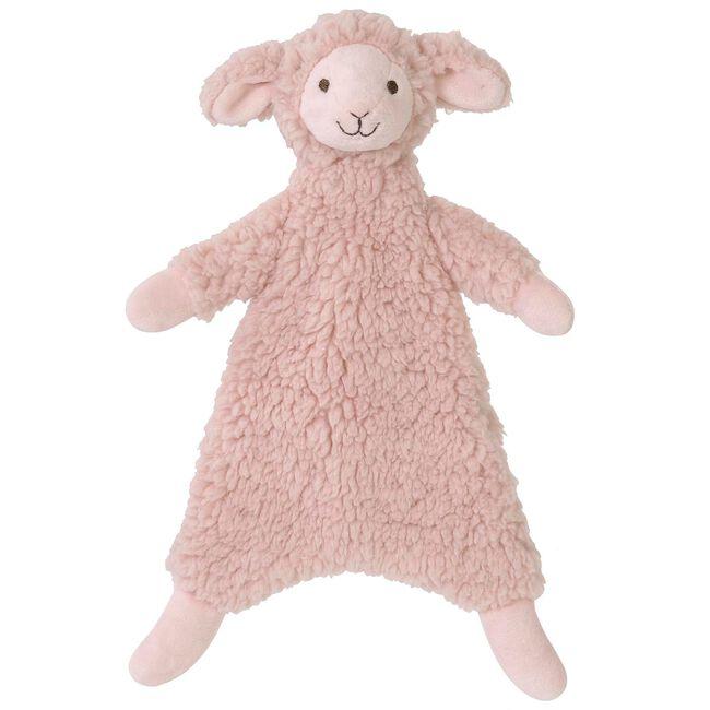 Happy Horse knuffeldoekje lamb Lotus - Pink