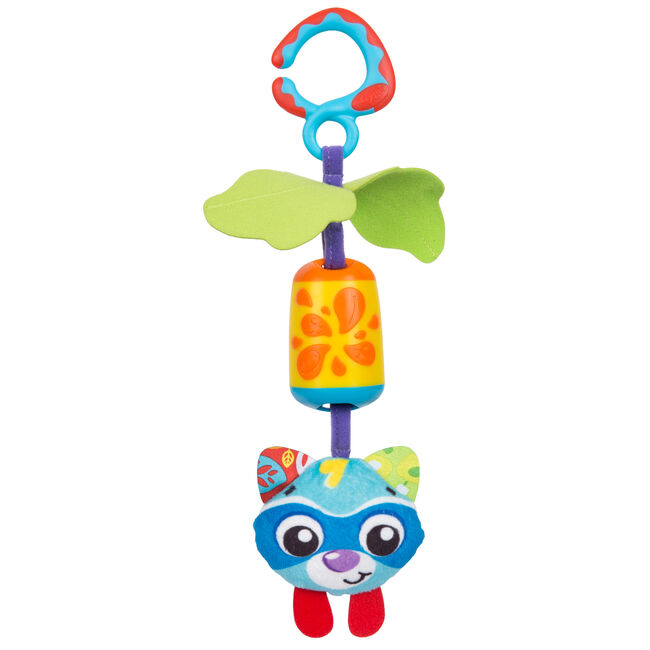 Playgro Cheeky Chime Rocky Racoon - Multi