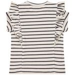 Babyface peuter meisjes T-shirt - Off-White