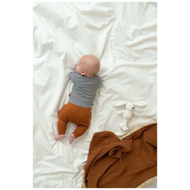 Prénatal baby unisex broekje Pure - Sienna
