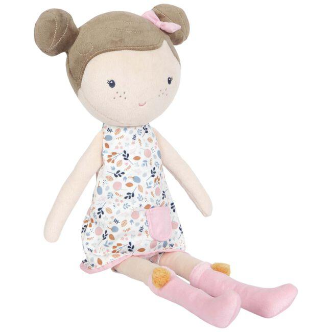 Little dutch knuffelpop Rosa 50cm -