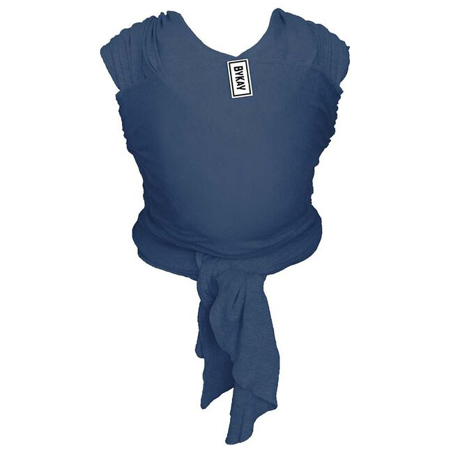 ByKay Stretchy Wrap Classic draagdoek - Jeans Blue