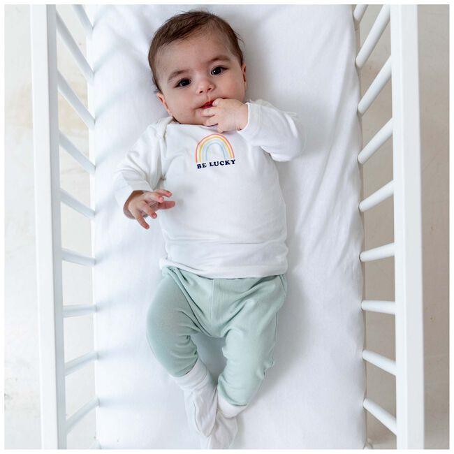 Prénatal newborn basic broekje - Green