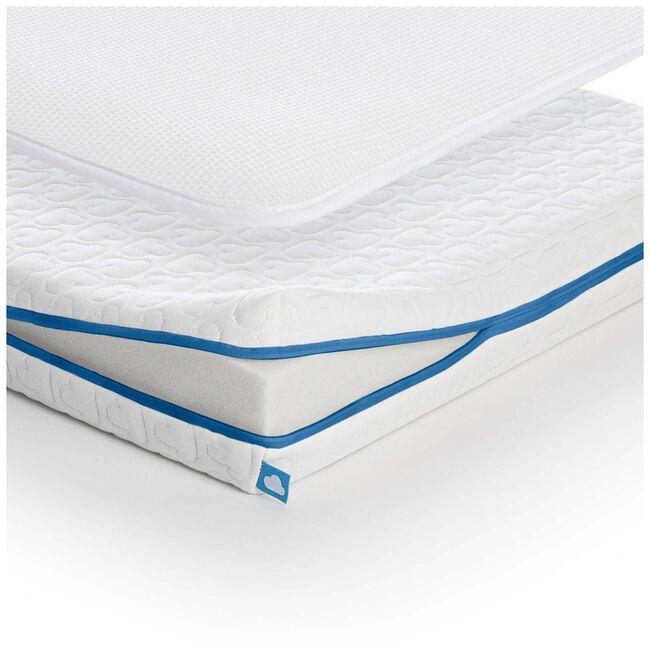 Aerosleep Evolution ledikant matras - White