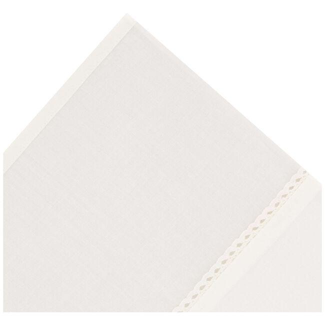 Prénatal wieglaken - Dark Off-White
