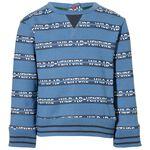 Quapi peuter jongens sweater - Dark Blue