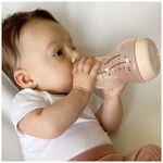 Difrax S-fles Anti-colic - natural 170ml - Light Pink