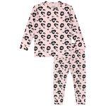 Prénatal peuter meisjes pyjama - Skin Piink