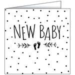 MapPublishing kaartserie Hammond Gower New Baby - White