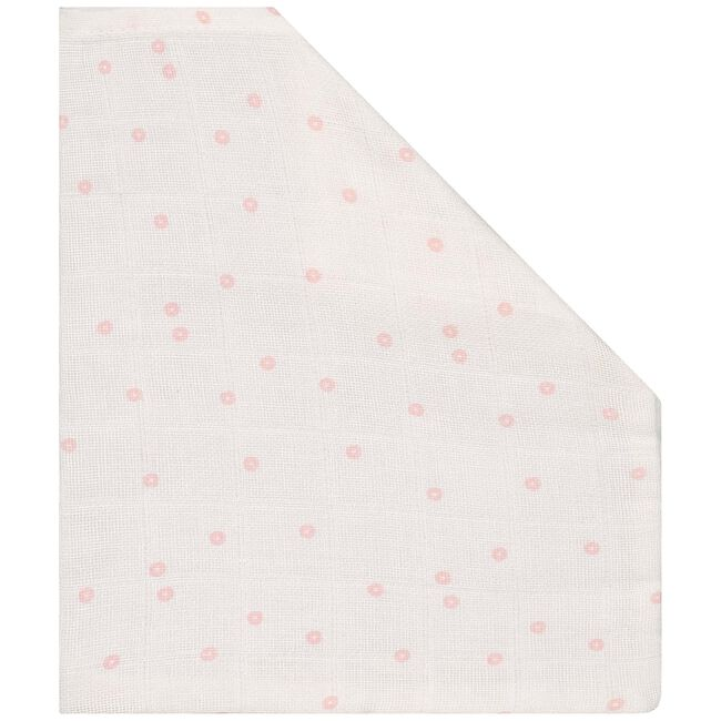 Prénatal hydrofiele washandjes roze - Light Rosered