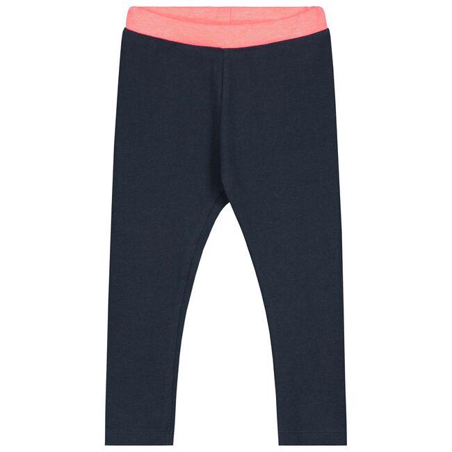 Prénatal peuter meisjes legging - Dark Blue