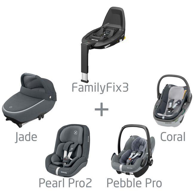 Maxi-Cosi Familyfix3 base -