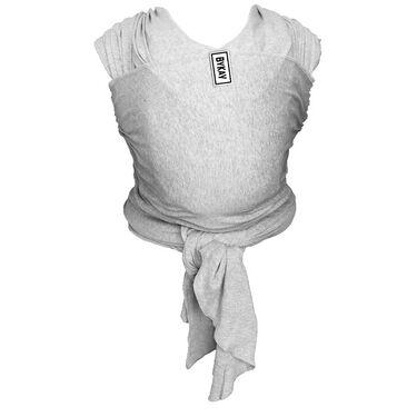 ByKay Stretchy Wrap Classic draagdoek - Grey Melee