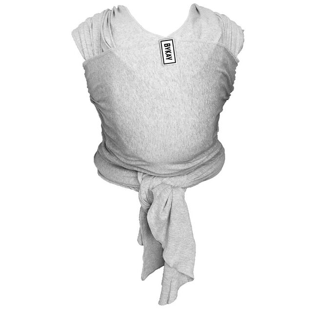 ByKay Stretchy Wrap Classic draagdoek - Grey Melee