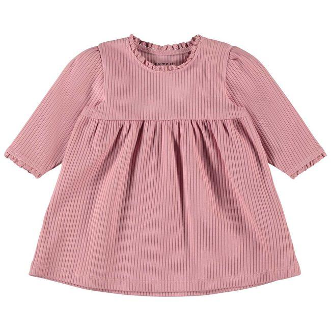 Name it meisjes jurk - Light Pink