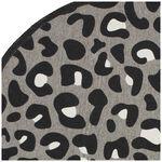 Prénatal vloerkleed panter - Light Stone Grey
