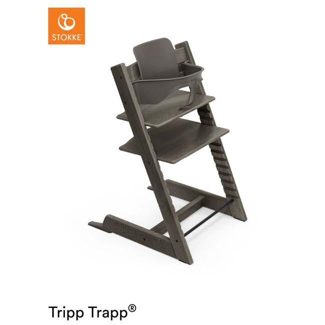 Stokke Tripp Trapp Babyset - Hazy Grey