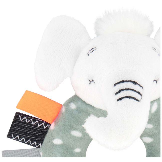 Prénatal rammelaar olifant -