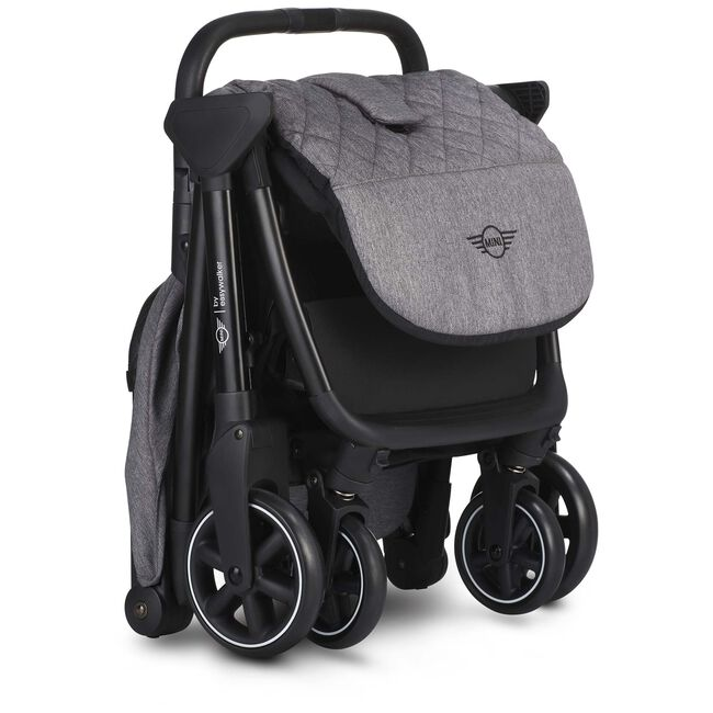 MINI by Easywalker Snap buggy - Soho Grey