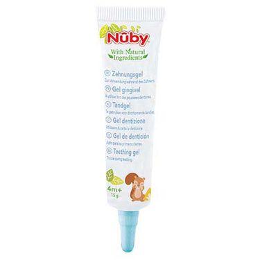 Nuby tandvleesgel 15 g -