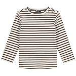 Sweet Petit peuter unisex t-shirt Robin - Soft Ecru Melange