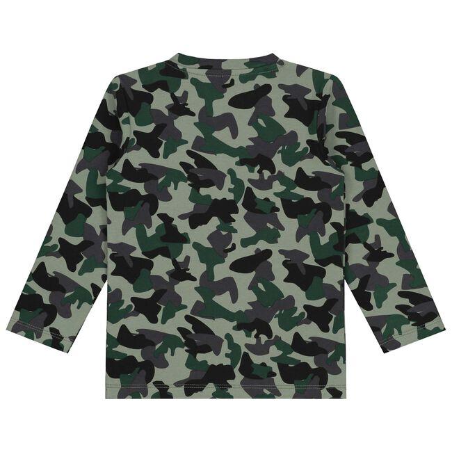 Prénatal baby jongens t-shirt - Light Springgreen