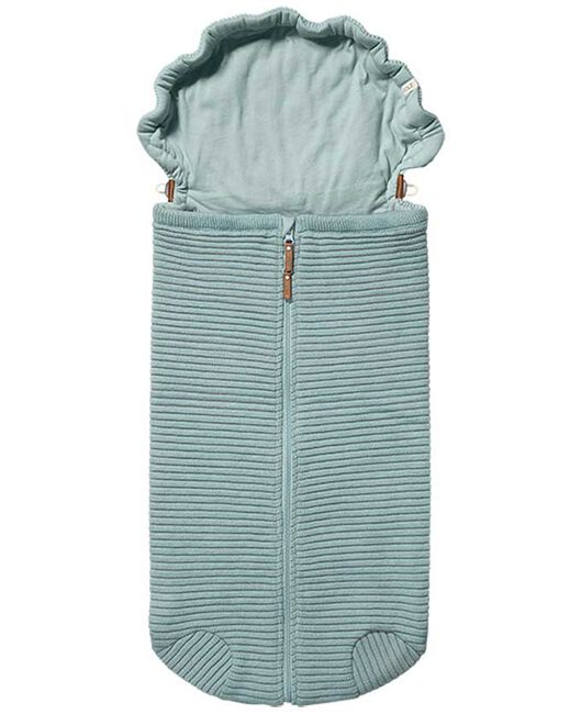 Joolz Essentials Ribbed Nest - Mintgreen